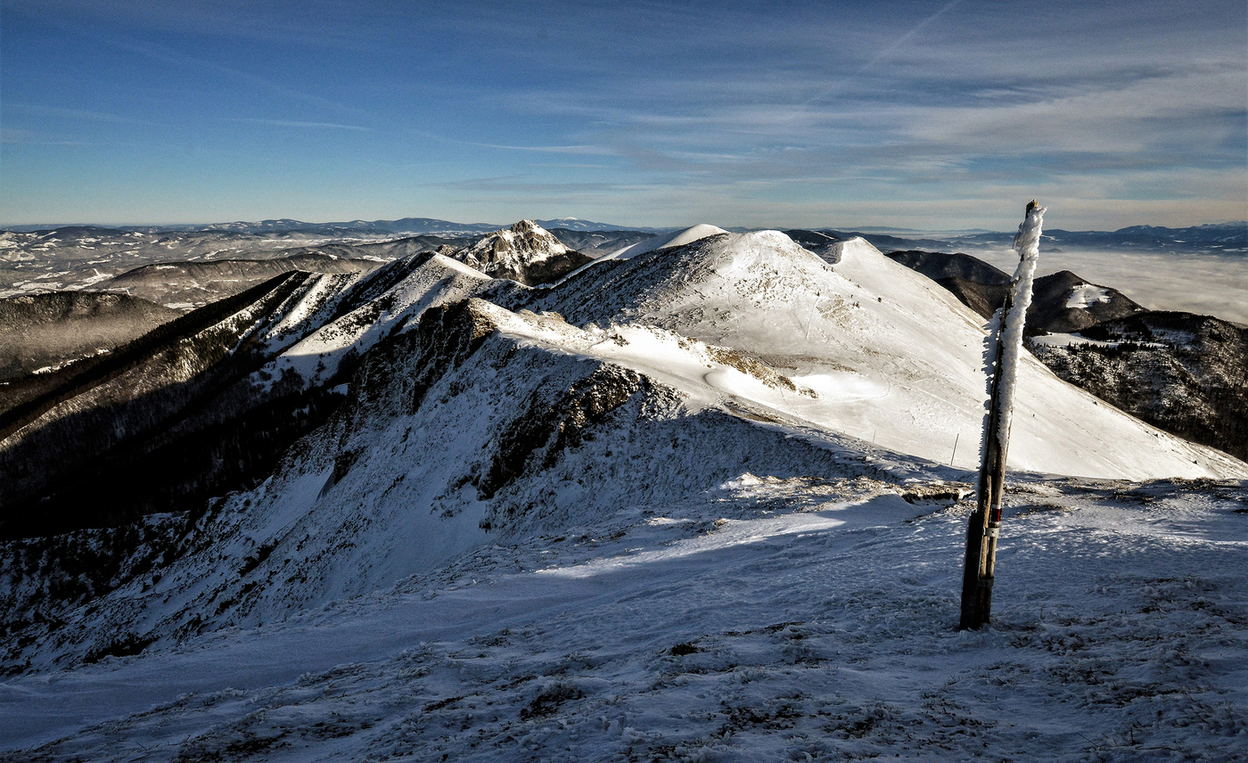Malofatranské vrcholy