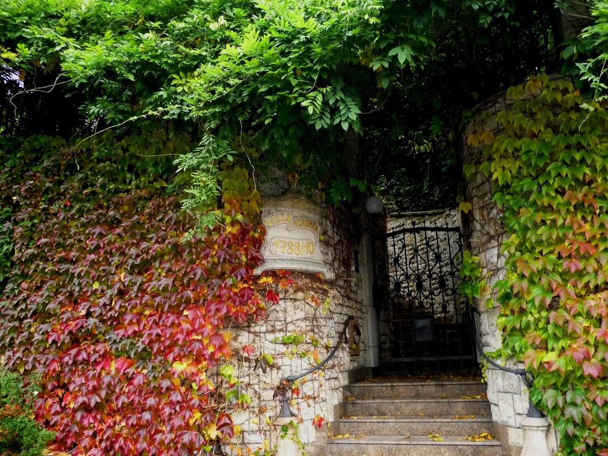 Podzimní brána