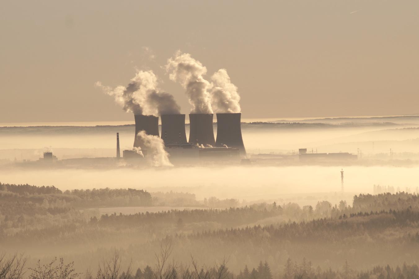Jak se dělá mlha