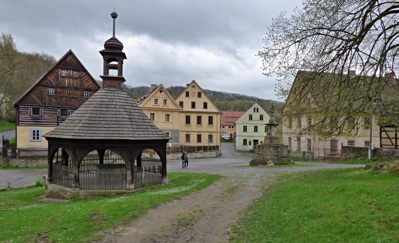Skanzen lidové architektury Zubrnice