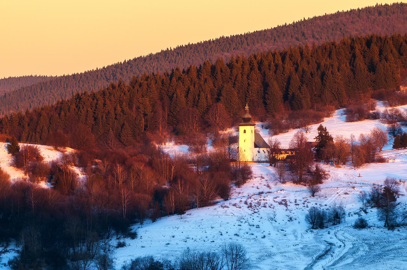 Kostolík II