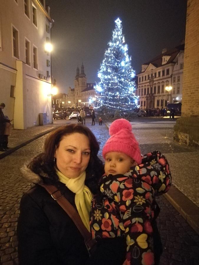 Mamka a Nikolka