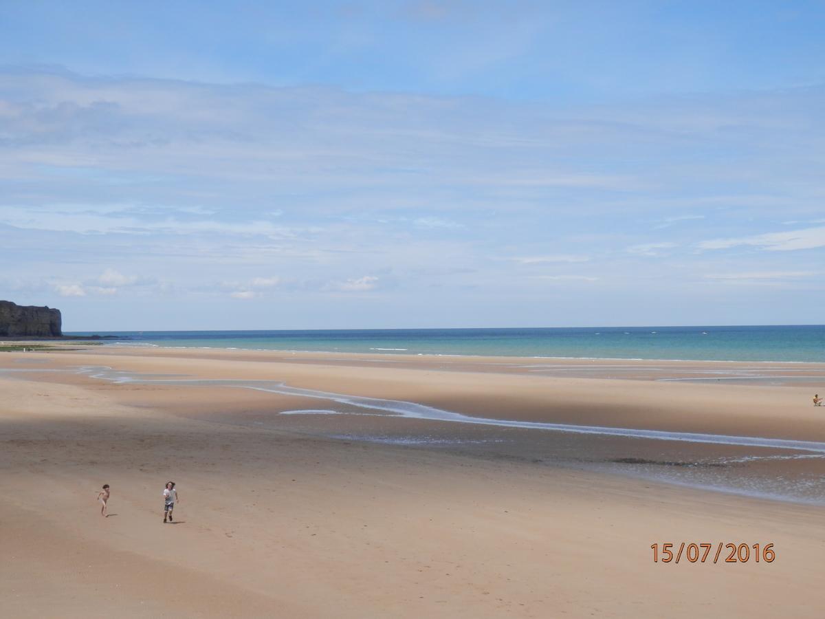 Pláž Omaha Beach