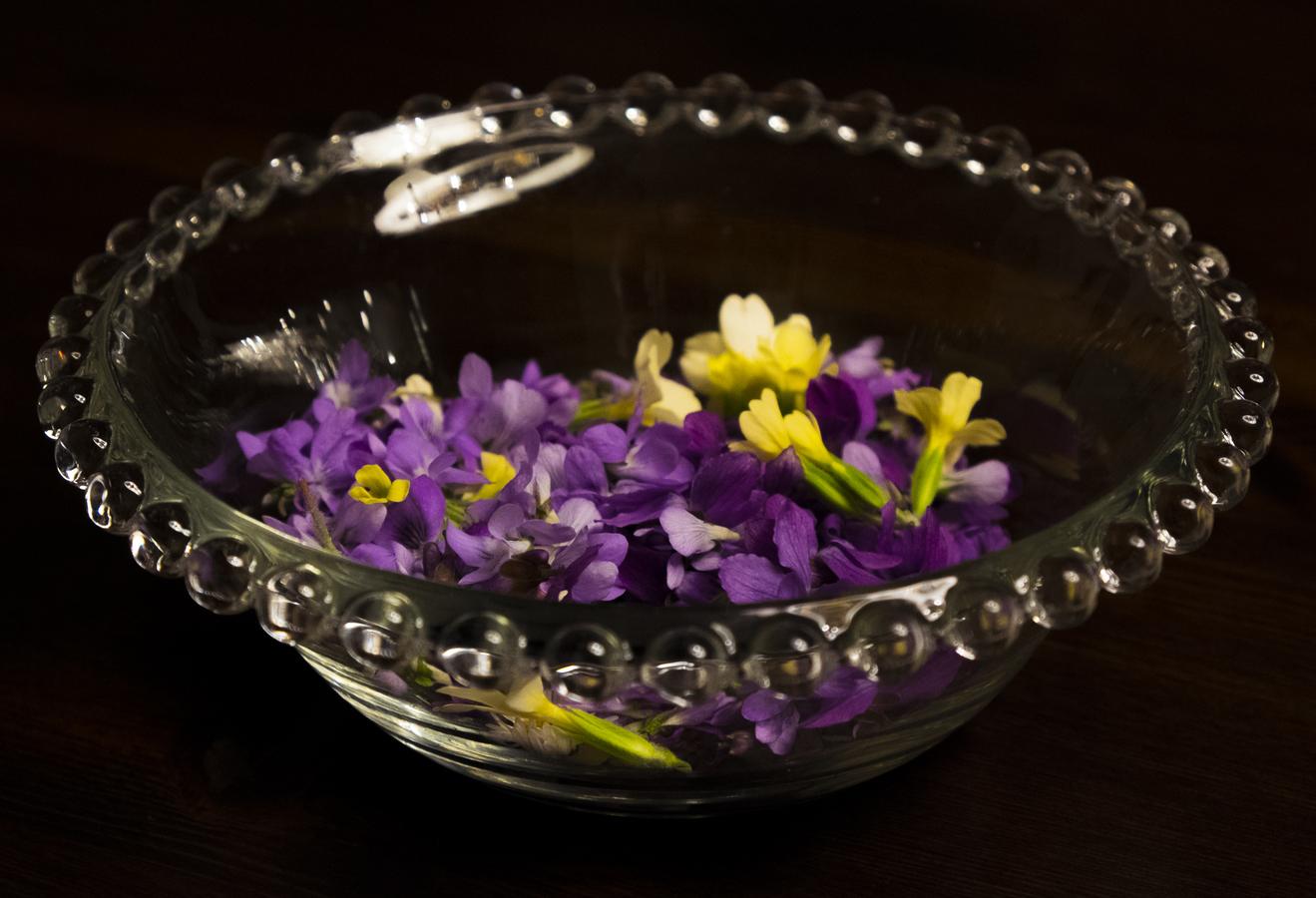 kvetinový šalát II.