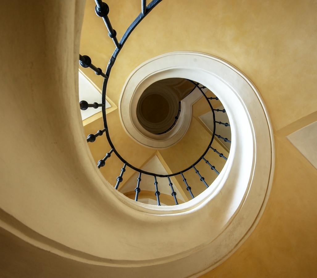schody do neznama