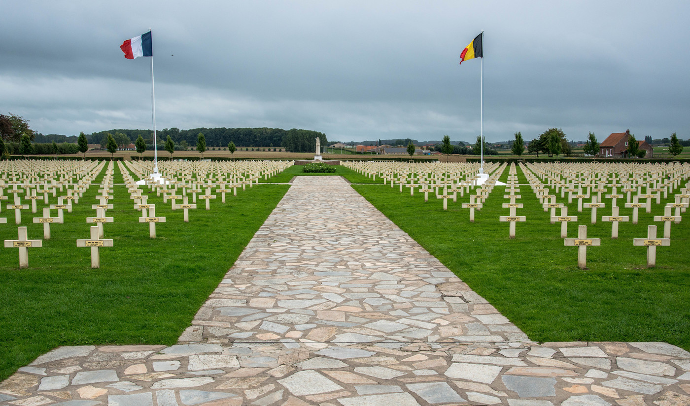 Hřbitov usmíření