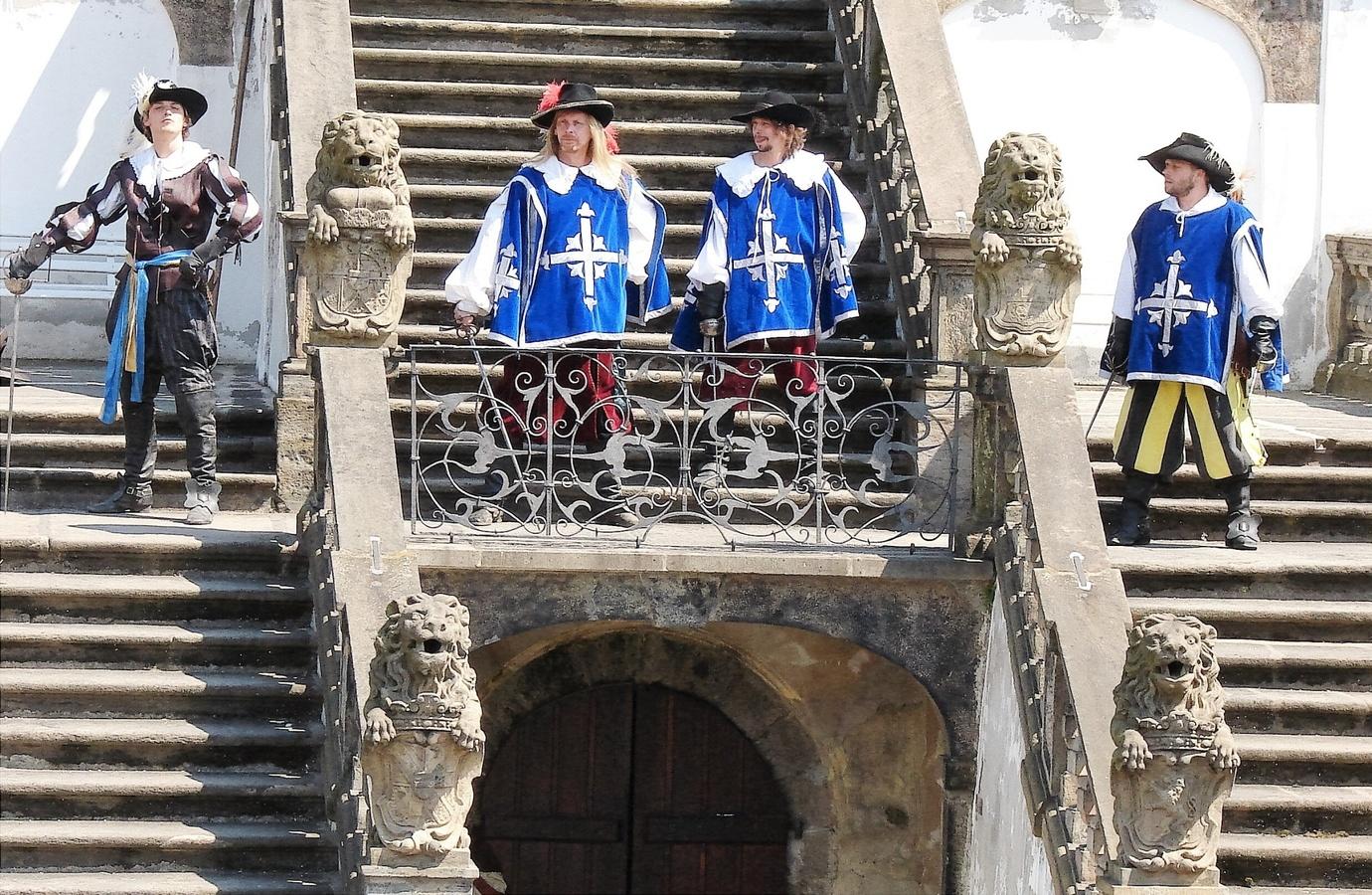 Mušketíři