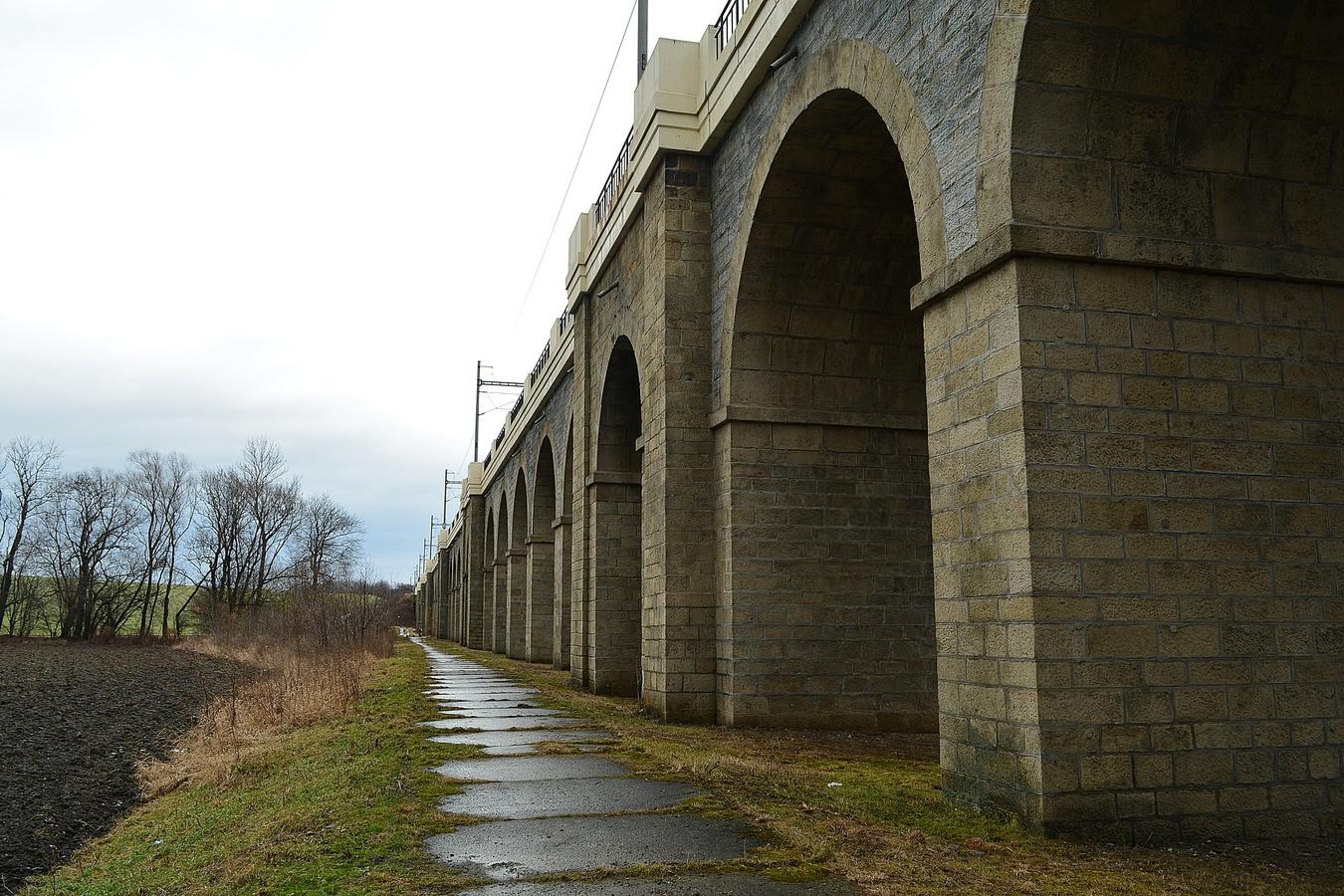 Železniční viadukt II.