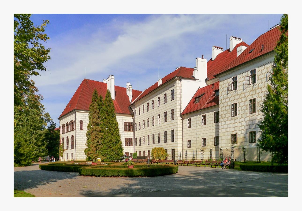 Pohoda na zámku