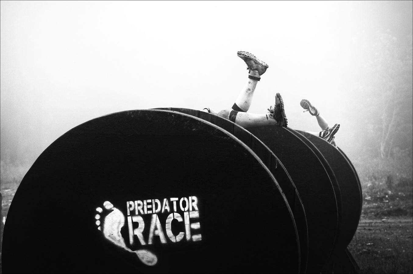 Predátor RACE - Klínovec