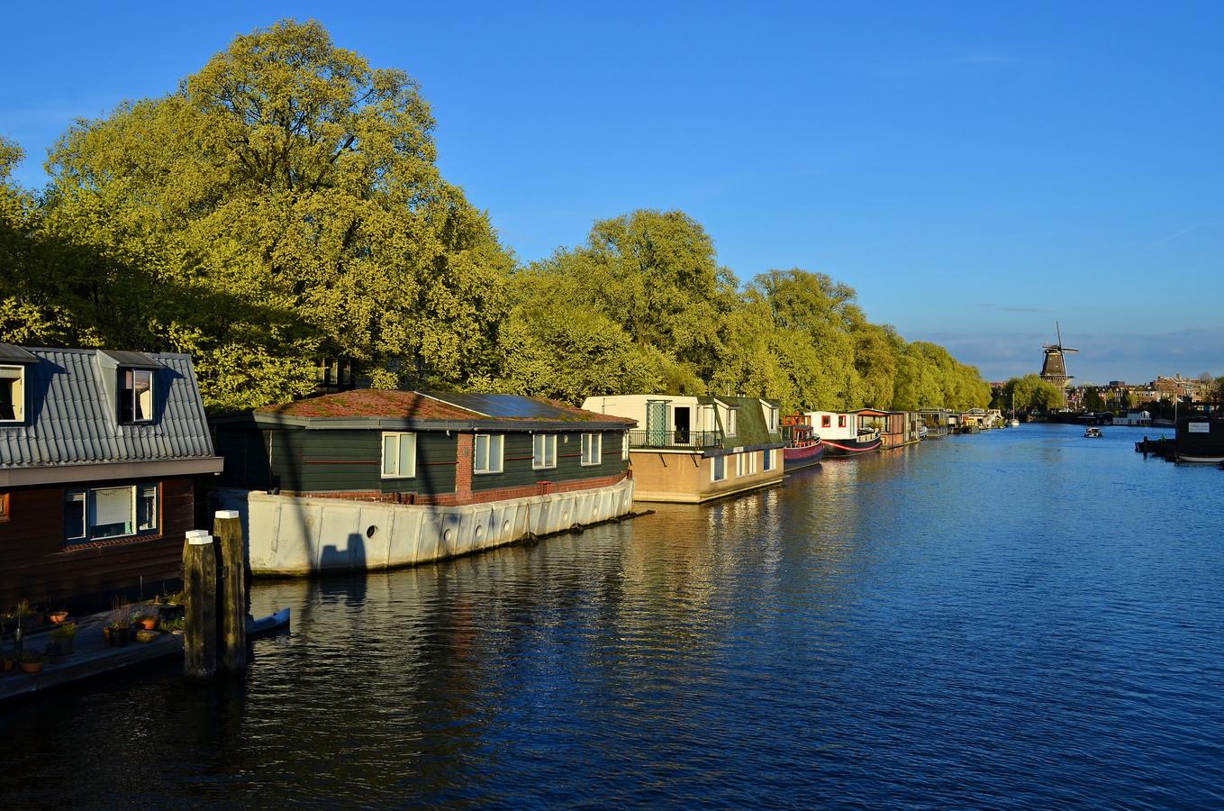 Holandsko na vodě