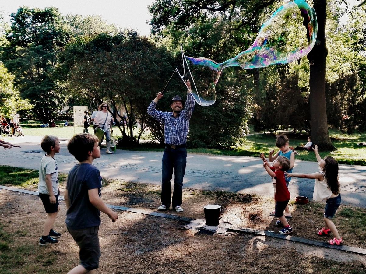 Bublinář z Kampy