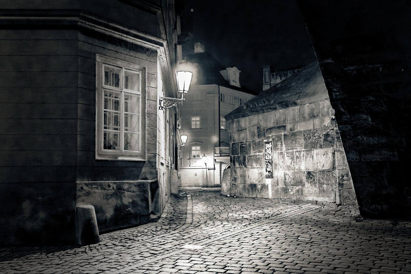 Pražské zákoutí III