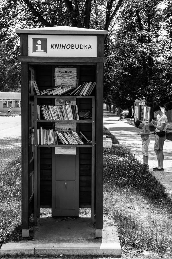 Informace - kde jsou?!