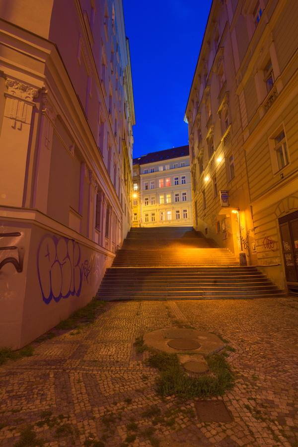 Žižkovské schody