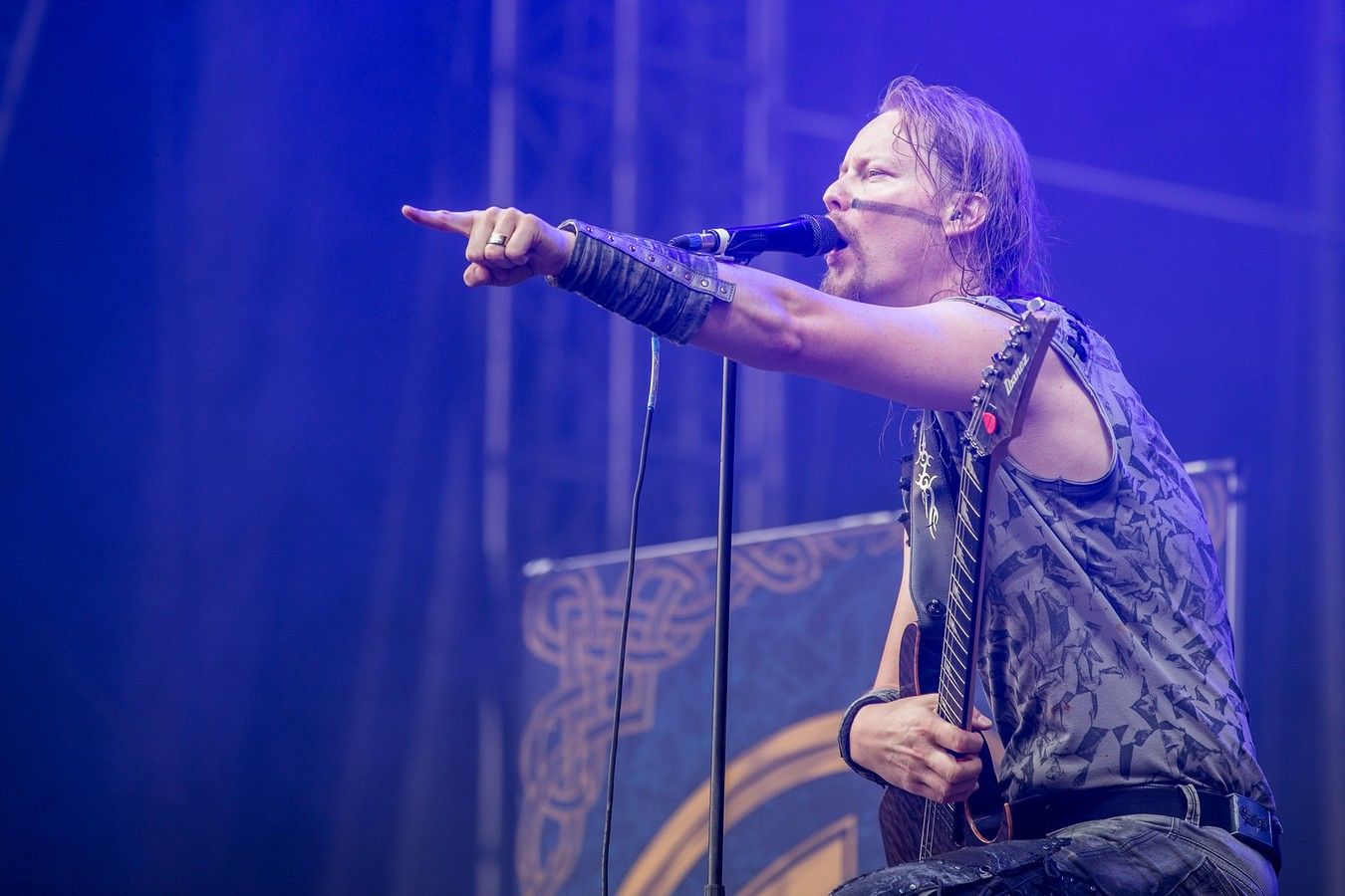 Ensiferum na Masters of Rock 2016
