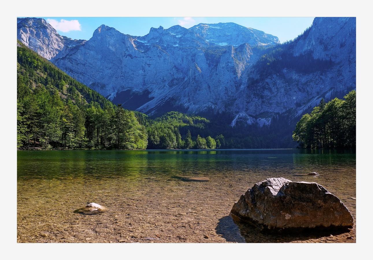 Langbadsee horní