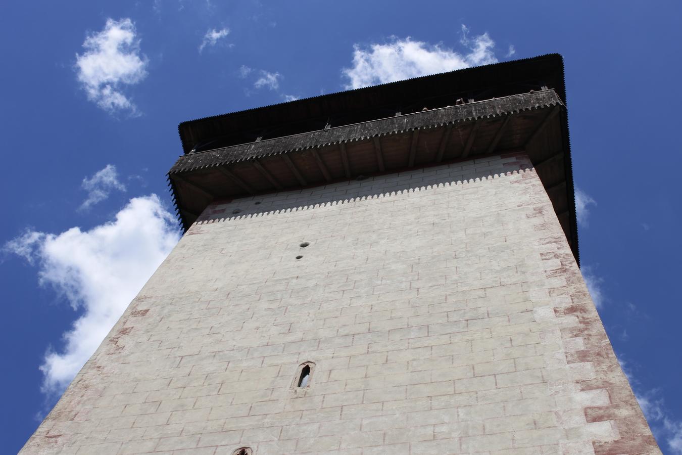 Věž až do nebe