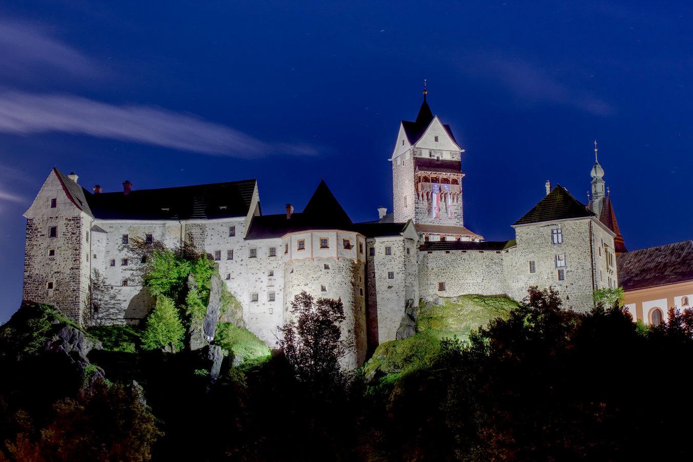 Noční hrad