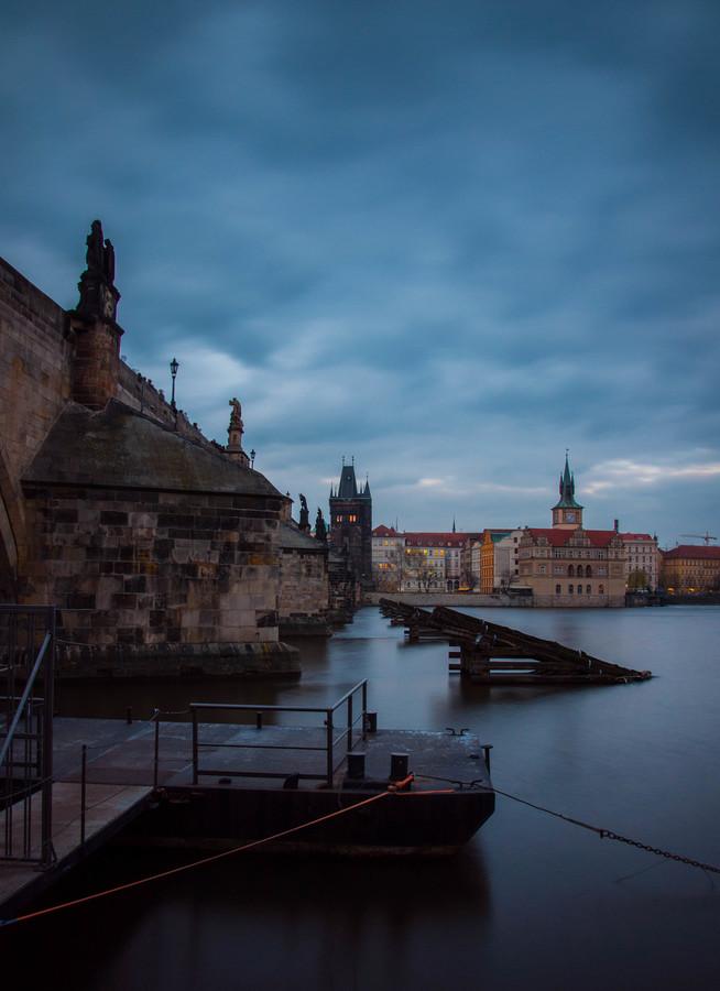 Temná Praha