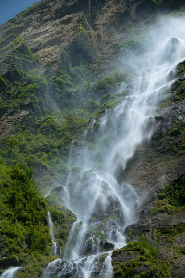 Bezmenný vodopád