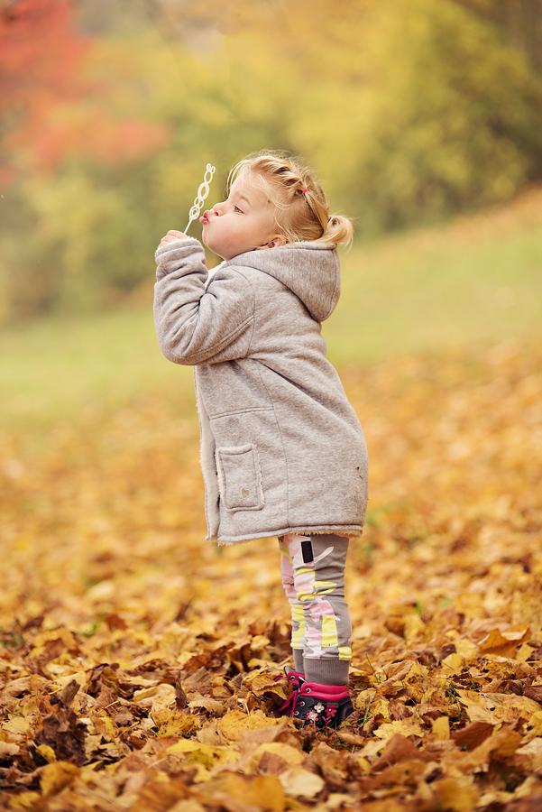Podzimní hrátky.....