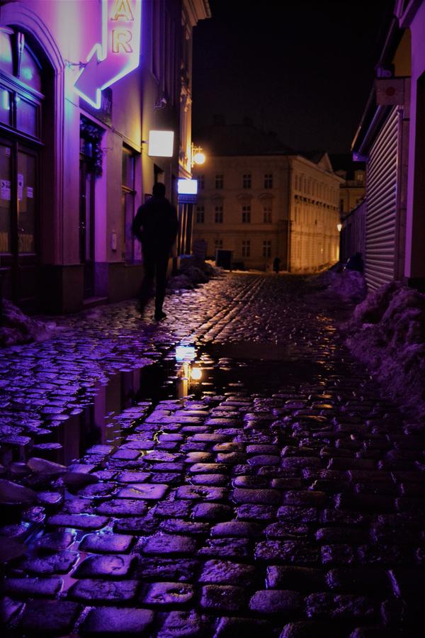 Nočním Libercem