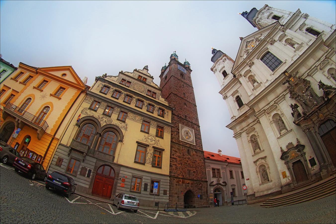 Černá věž - Klatovy