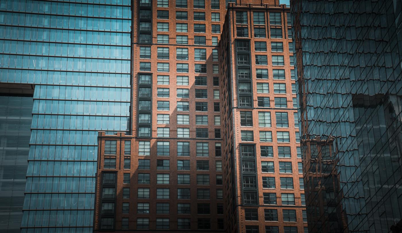 Manhattan Tetris