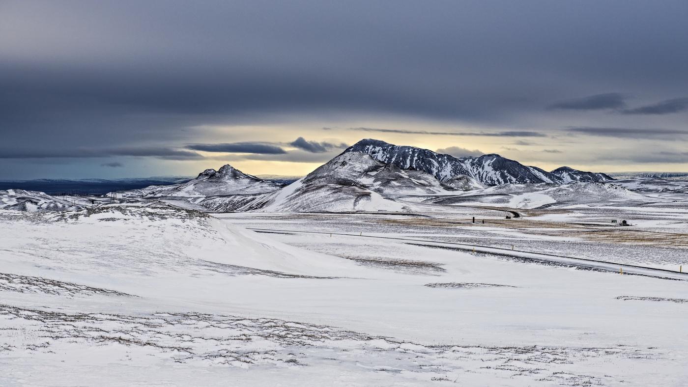 Sopečné pohoří