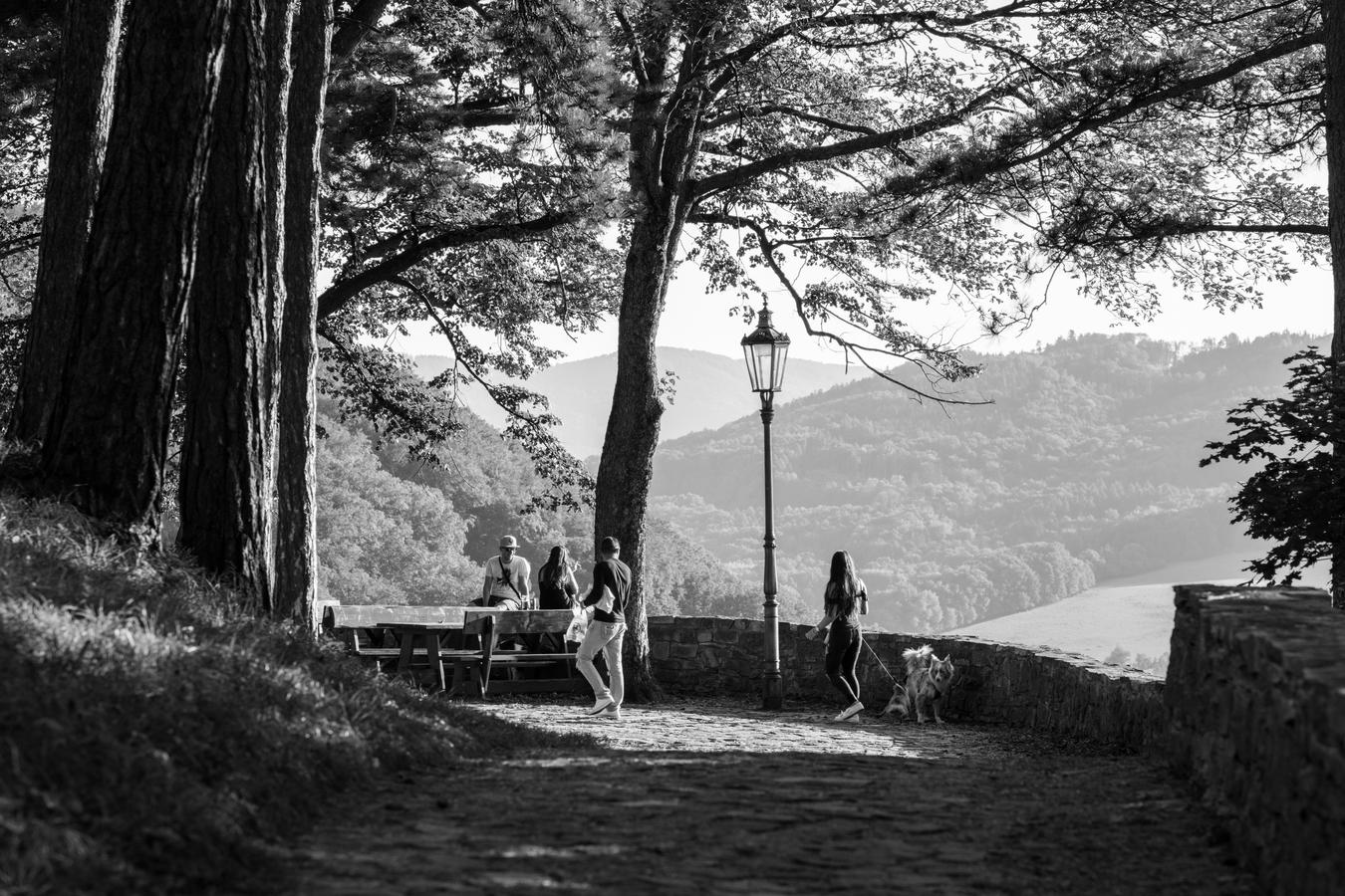Procházka na Štramberské Trůbě