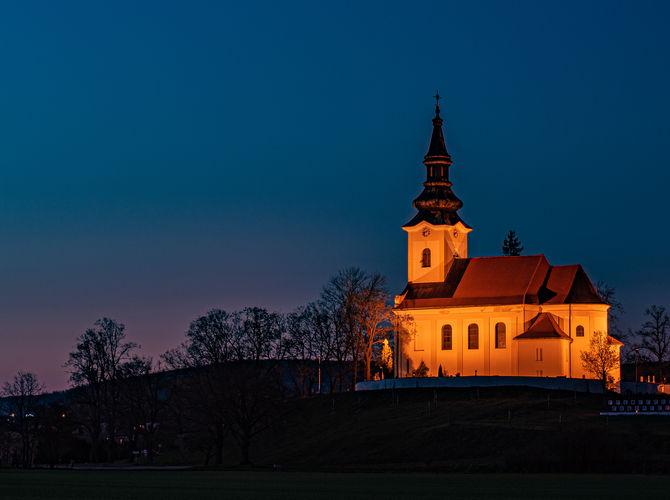 Kostel Nanebevzetí Panny Marie, Troubsko