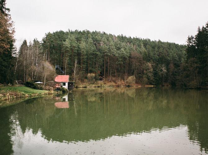 Rybník Doly, Český ráj