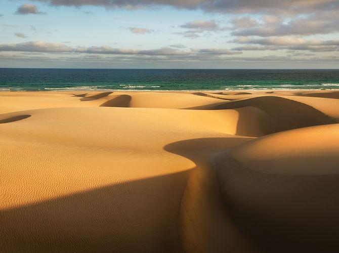 Když písek tvaruje krajinu 2