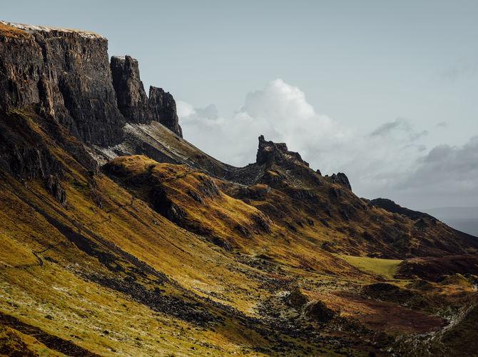 Quirang - Skotsko