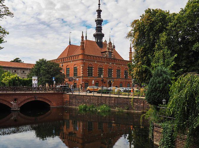 Stará radnice v Gdaňsku