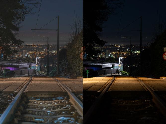 Noční Linz