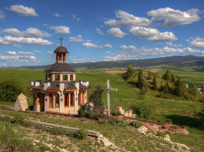 Oravská krajina
