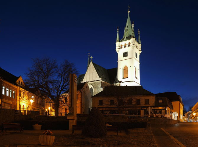Kostel sv.Mikuláše