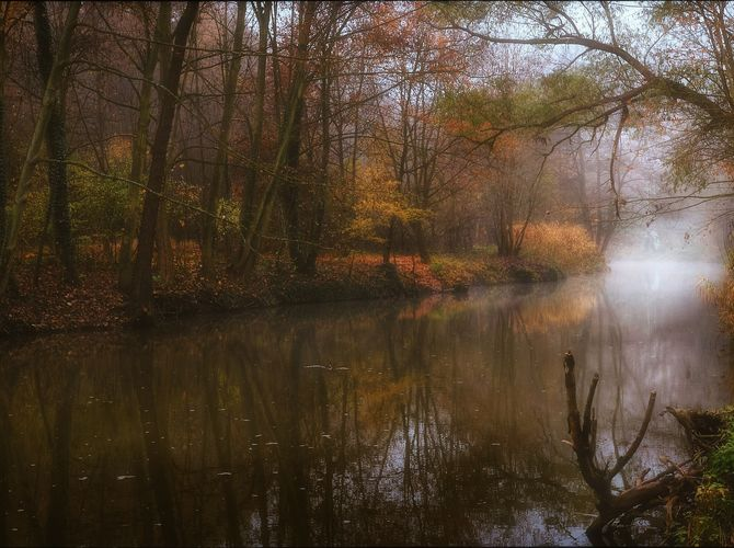 Barevná řeka