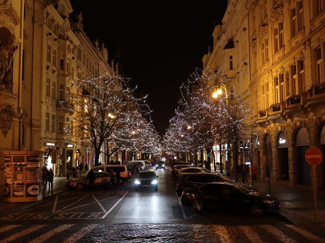 Pařížská