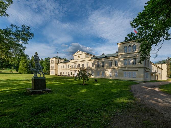 Podvečerní návštěva u knížete Metternicha