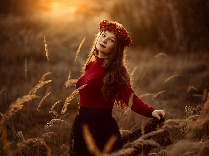 Podzimní víla