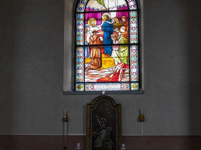 Kaple svatého Cyrila a Metoděje (Radhošť)