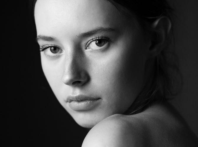 portrét Anety
