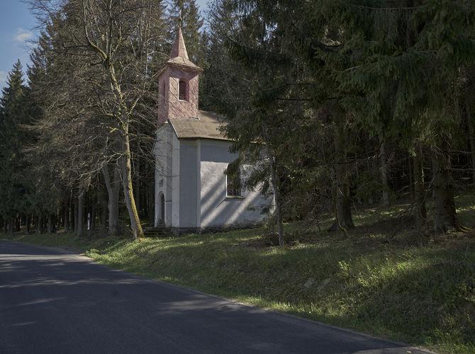 Kaple sv. Anny Orlické hory
