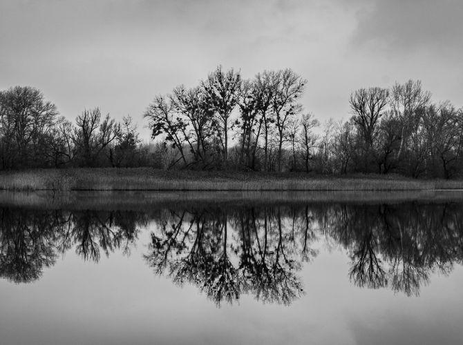 Zrkadlová krajina