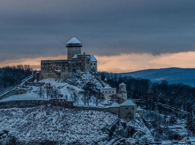 Súmrak nad Uhorskom