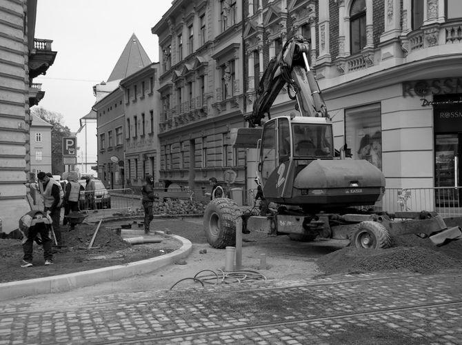 Dokončující opravy, 8. května v Olomouci dne 20. listopadu 2020