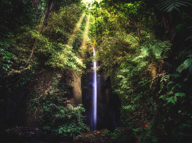 Pengempu Waterfall
